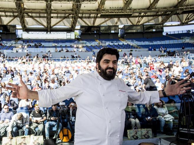 Antonino Cannavacciuolo:«A 13 anni ero già in cucina,lo chef mi dava mazzate»