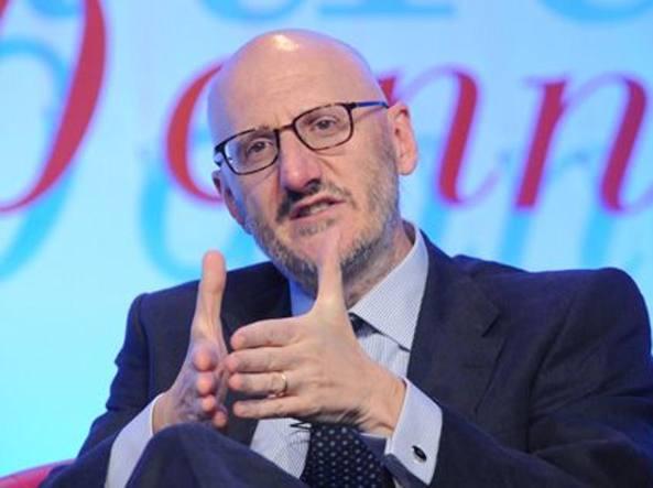 Francesco Caio, amministratore delegato del gruppo Poste