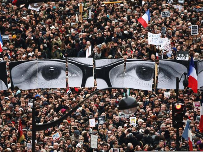Charlie Hebdo, due anni dopoCodici segreti e porte blindate