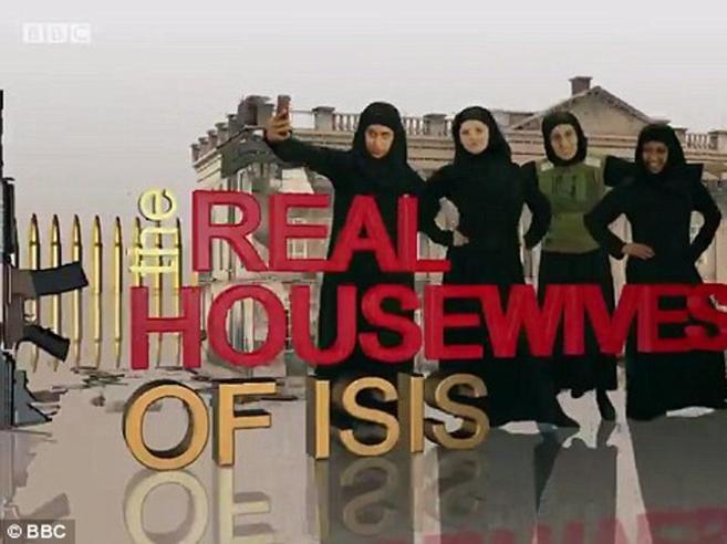 «Casalinghe disperate dell'Isis»Si può ridere dell'orrore? Video