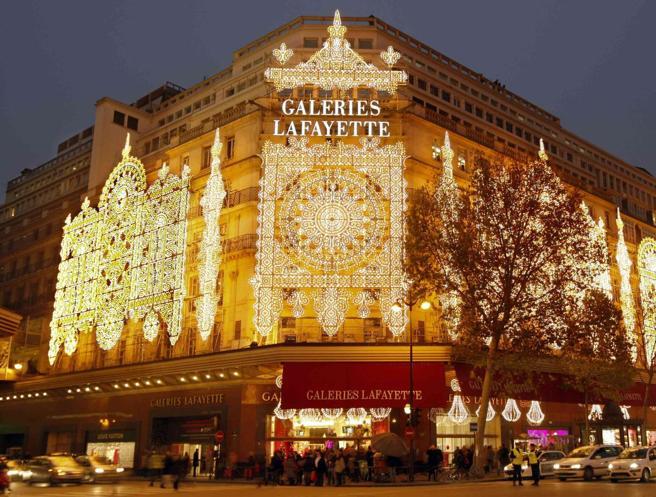 A Parigi cade un tabù: Gallerie LaFayette aperte  anche domenica