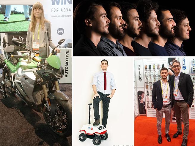 Dieci innovatori italiani che non si arrendono alla crisi e provano a inventare il futuro Le loro storie