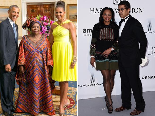 L'ex signora Zuma favorita nella corsa per la poltrona di MandelaAngola, la  signora del petrolio
