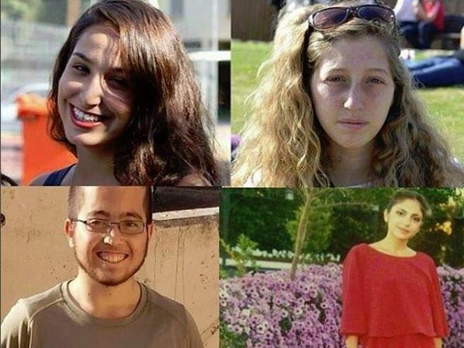 Gerusalemme, le tre ragazze e il 20enne vittime dell'attentato