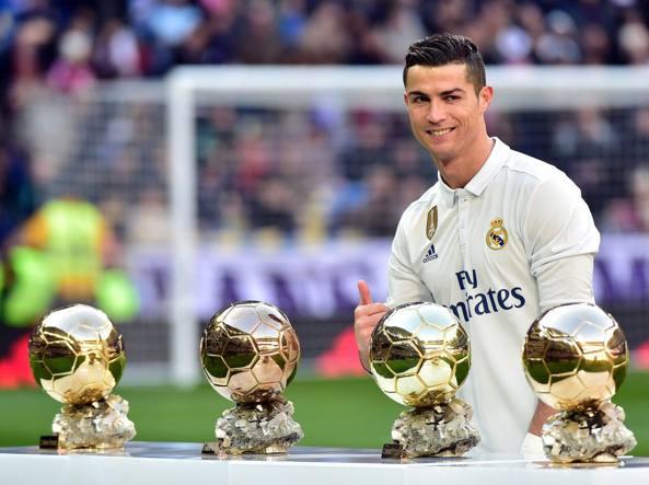 Cristiano Ronaldo (Afp/Julien)