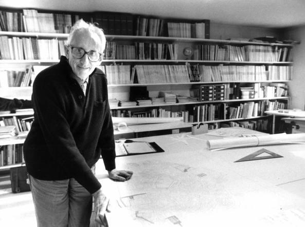 Leonardo Benevolo (Orta San Giulio, Novara, 1923 – Brescia, 2017)