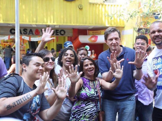 Rio de Janeiro, il nuovo sindaco è un ex «vescovo»