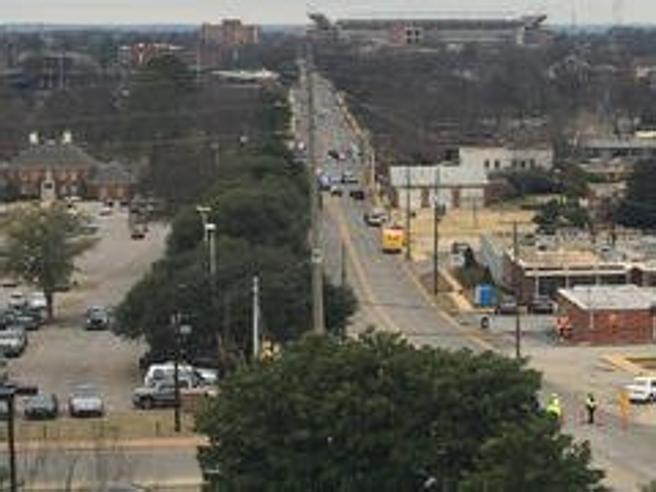 Stati Uniti:  ostaggi in una banca vicino a università dell'Alabama