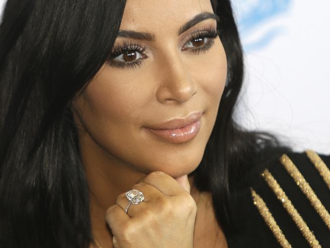 Rapina a Kim Kardashian arrestato  l'autista    Foto| Video