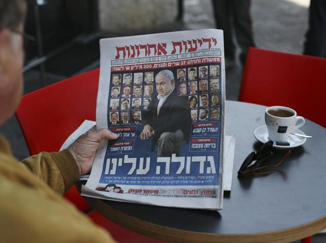 Patto col giornale d'opposizione L'audio che accusa Netanyahu