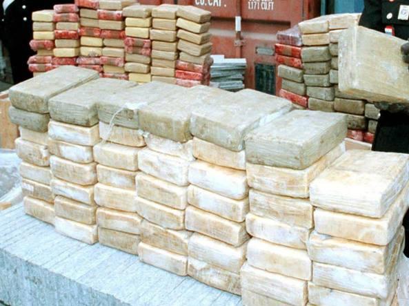 Ndrangheta: traffico di cocaina dalla Colombia, 19 arresti