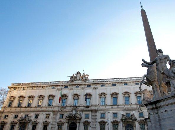 Il palazzo della Corte Costituzionale (Reuters)