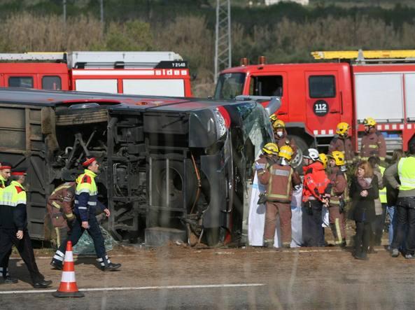 Tragedia del bus Eramus: in Spagna il giudice riapre le indagini