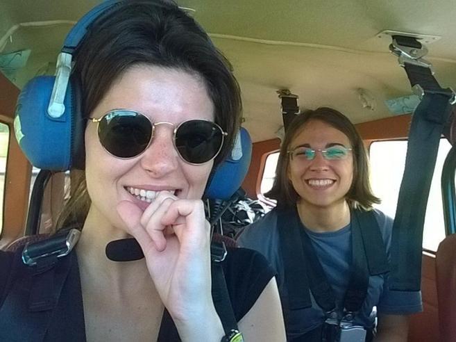 Silvia e Giulia, le ricercatriciamiche tra i gorilla foto|video