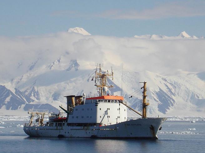 Explora dopo 10 anni torna al Polo Sud La missione