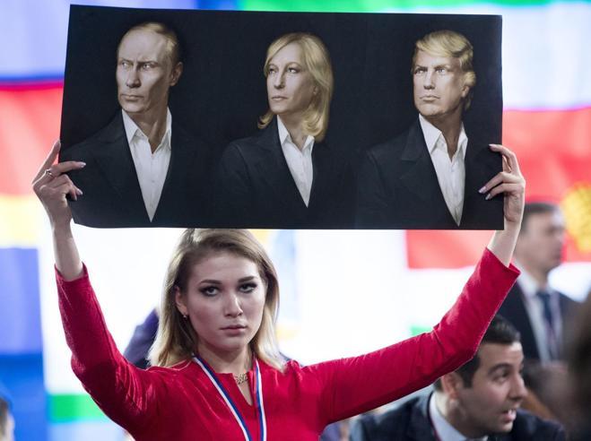 Lo 007 inglese anti-Trump in fuga Nel dossier la mano dei servizi Gb?