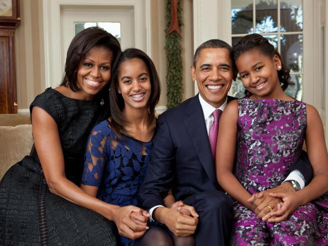 Le gemelle Bush alle figlie di  Obama: fate errori, è permesso