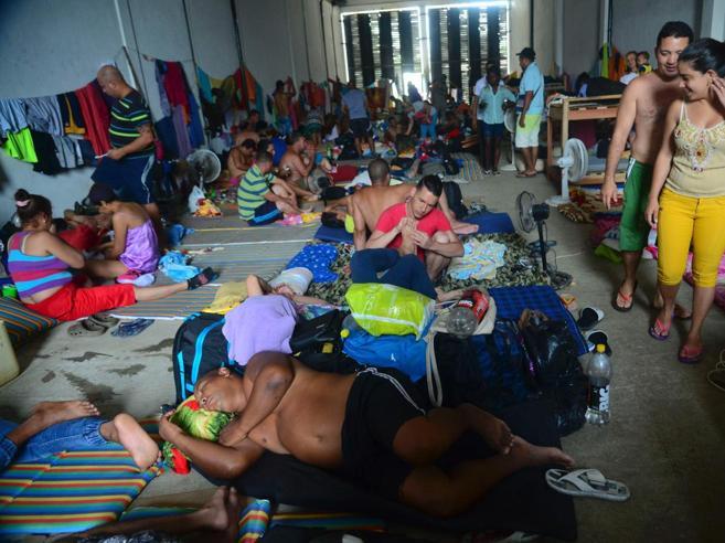 Obama chiude le porte ai cubaniStop al diritto di entrare in Usa