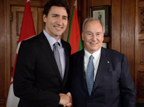 Il premier canadese Justin Trudeau (Reuters)