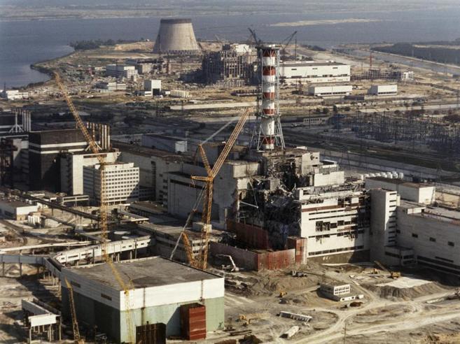 La svolta green di ChernobylOspiterà una centrale solareFoto - I luoghi abbandonati