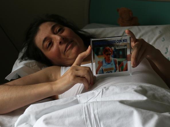 Vincenza Sicari, 37 anni, azzurra alle Olimpiadi di Pechino 2008