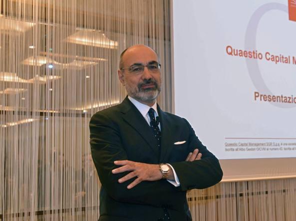 Alessandro Penati, presidente di Quaestio Capital Management sgr