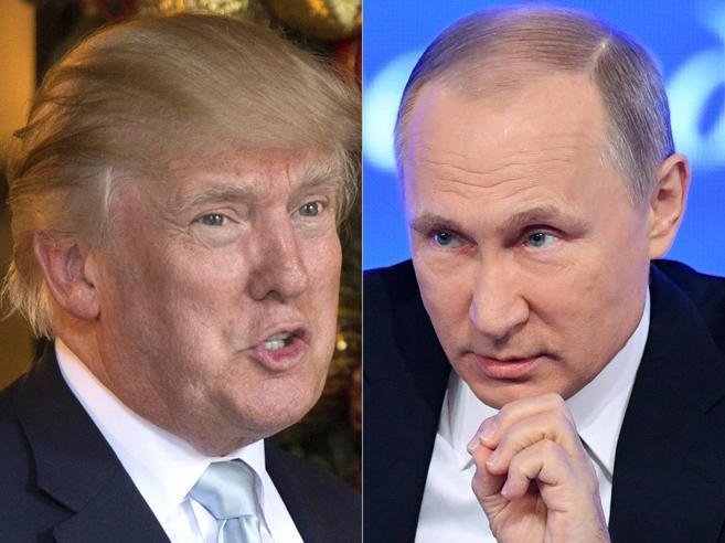 Trump: «Pronto a eliminare le sanzioni alla Russia, sì all'incontro con Putin»