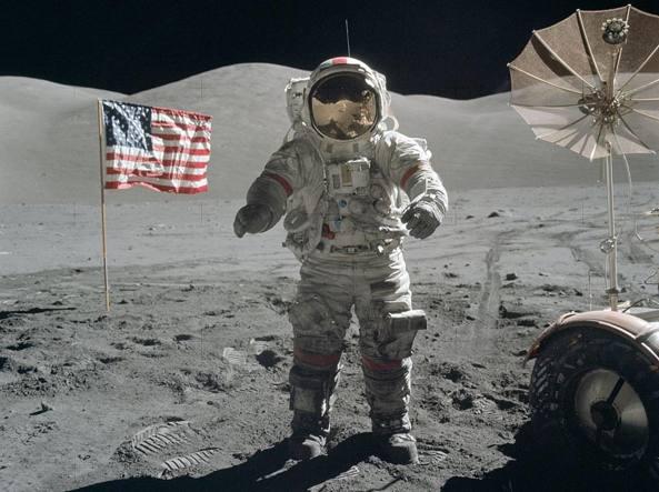 Addio a Gene Cernan, l'ultimo uomo sulla Luna