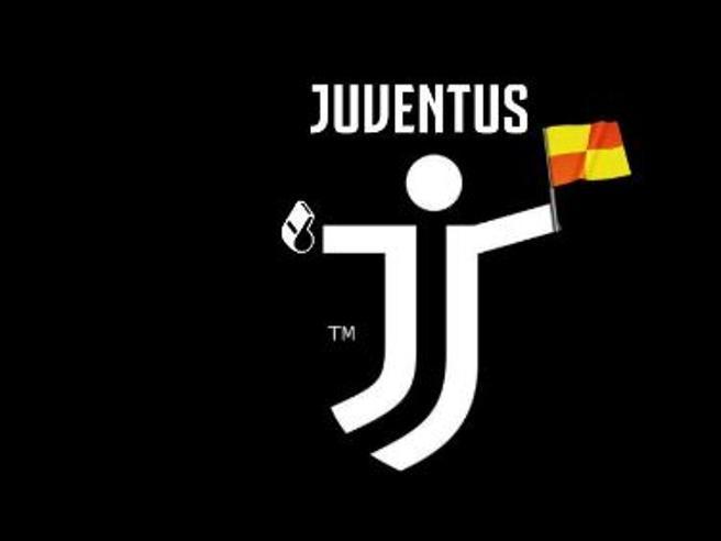 La Rete ironizza sul nuovo logo della Juventus. E l'ex tennista Soderling sostiene: «Assomiglia al mio»