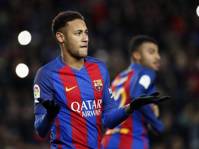 Né Messi né Cristiano RonaldoOggi il più caro al mondo è Neymar