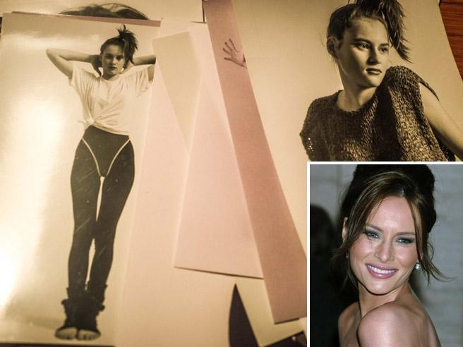 «Fotografai Melania a 16 anni, senza quegli scatti forse non sarebbe  mai stata first lady»