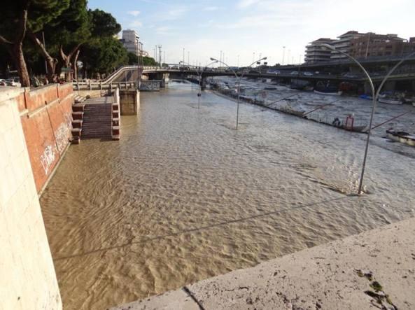 Esondazione del fiume Pescara del dicembre 2013
