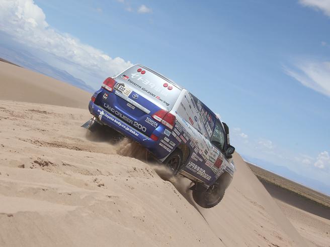 Dalla 3008 alla Panda, le eroine della Dakar