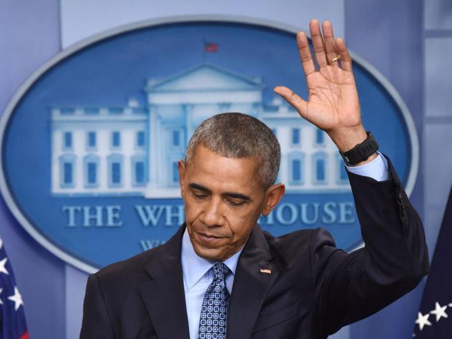 Obama saluta: «Trump? Non potrà governare da solo»  Video