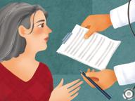 Colloqui brevi, termini difficili:   le criticità del consenso informato Scelta consapevole o burocrazia?