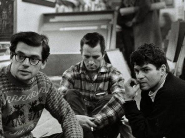 the beat generation and on the road essay Beat generation writer jack kerouac, right, and his friend and fellow beat author neal cassady a letter written by cassady inspired kerouac's own writing.