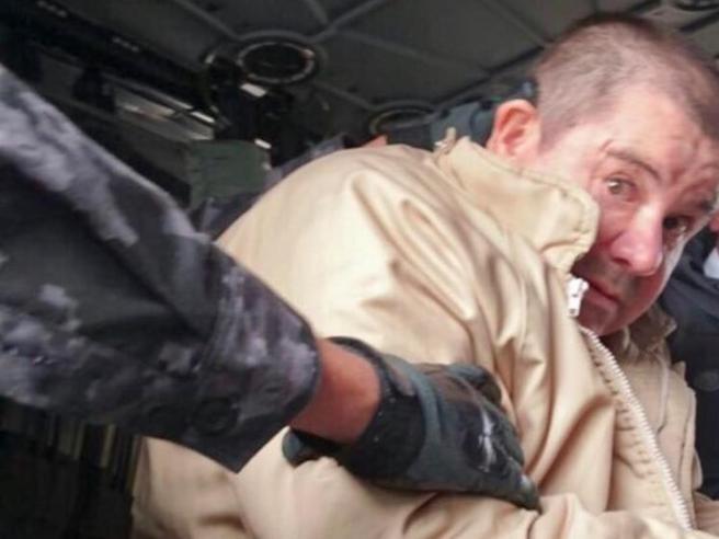 Caccia al tesoro del «Chapo»Ex contadino da 14 miliardi - Foto