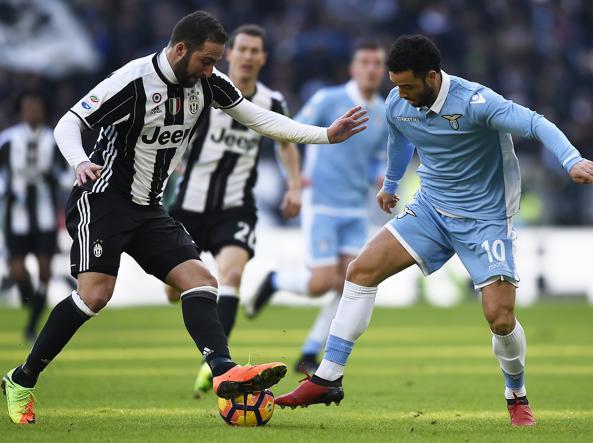 Lazio remissiva allo Stadium: finisce 2-0 per la Juventus