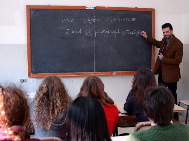 Vuoi diventare prof? Vinci il concorso Oppure paga