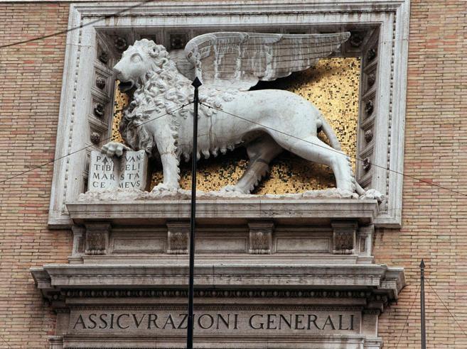 Blitz delle Generali su Banca Intesa:comprati i  diritti di voto per il  3%