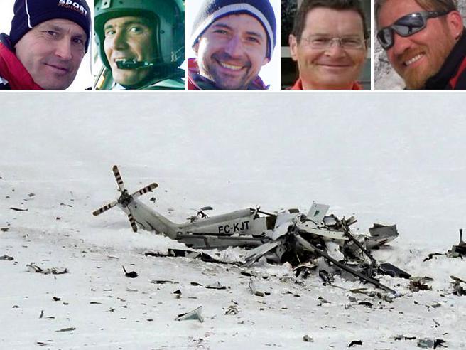 Cade elicottero del 118: 6 morti foto|videoDavide e le vite salvate all'hotel: le vittime