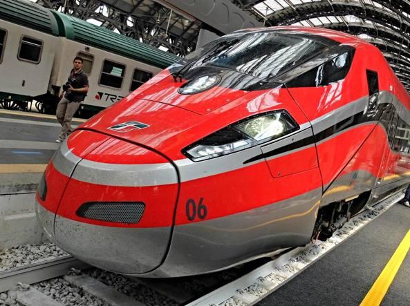 Trenitalia, Carloni: