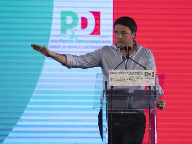 Ora Renzi si sente più forte nel Pd: alle urne anche così