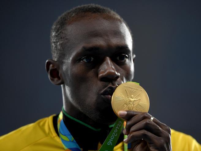Atletica: squalificata la 4x100 di Pechino 2008, Bolt perde una delle sue 9 medaglie d'oro olimpiche