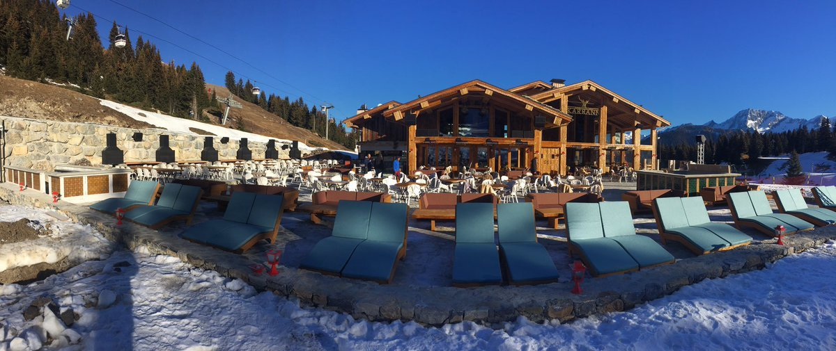 Foto Dello Chalet Pearl A Courchevel : Ski butler musica e rifugi di design le alpi francesi