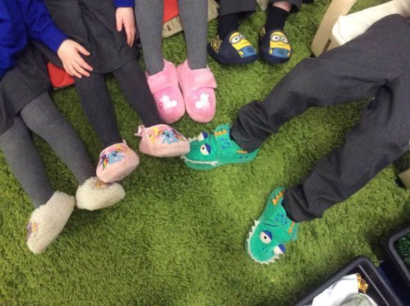 Foto concessa dalla Findern Primary School di York