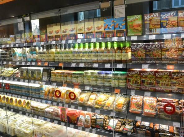 I prodotti veg entrano nel Paniere Istat