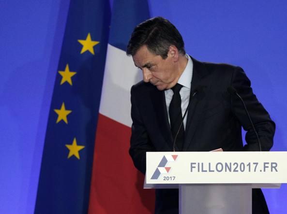 Francia, Fillon: