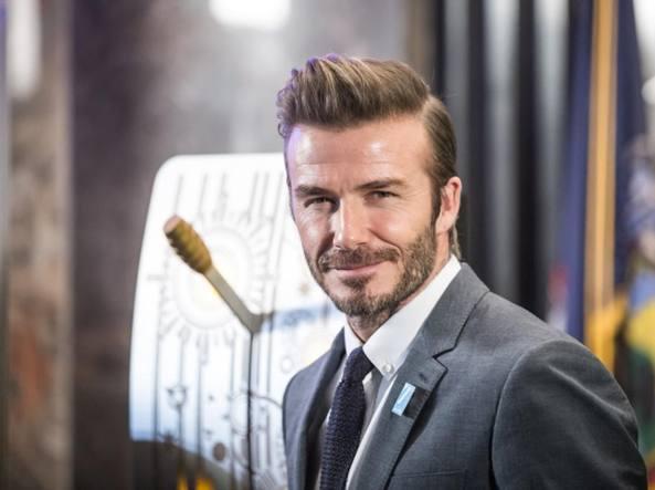 Beckham 'cinico e opportunista' nelle mail rubate da hacker