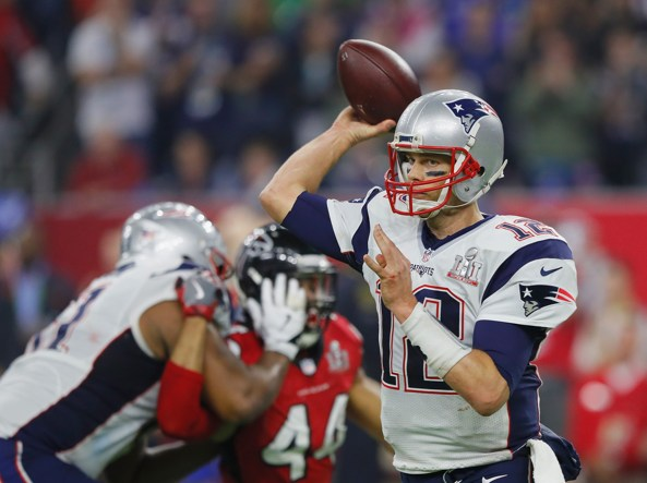 SuperBowl 2017: come seguire l'evento in tv